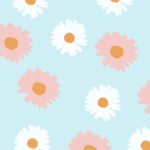 Daisies - Simple & Sweet Free Mobile Background