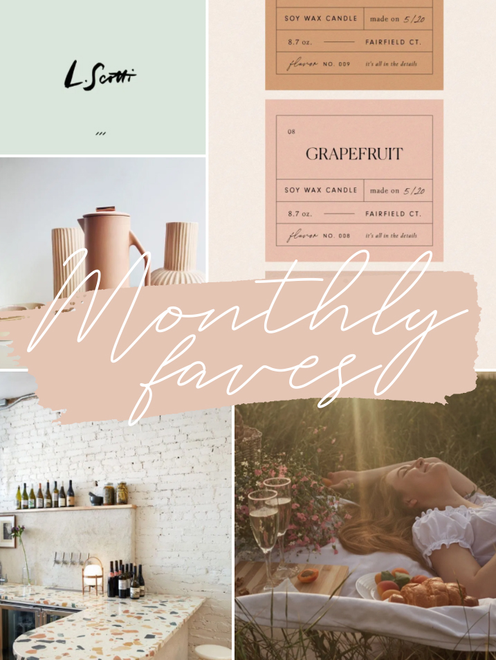 Oh Hey Cindy - Monthly Faves - August 2020