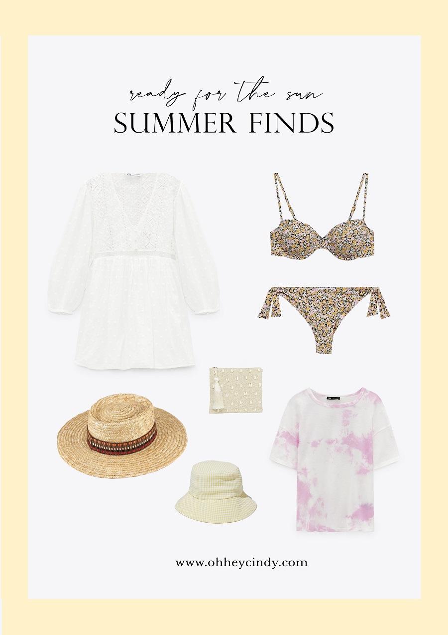 Oh Hey Cindy - Summer Wardrobe 2021
